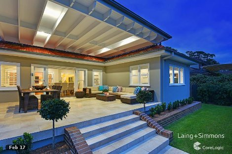 Wahroonga Property Prices