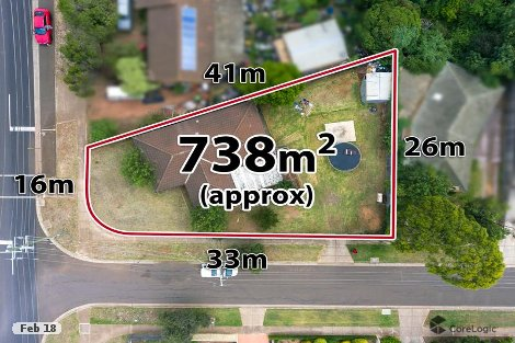 Property Value Of  Mitchell Road Melton South
