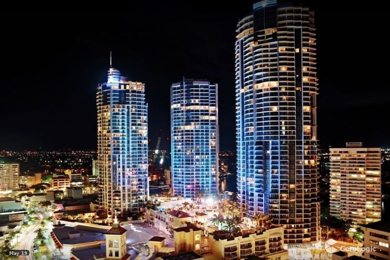 OpenAgent - 2410/23 Ferny Avenue, Surfers Paradise QLD 4217