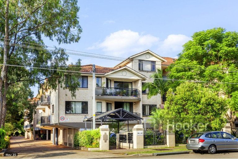 OpenAgent - 28/59-61 Good Street, Westmead NSW 2145