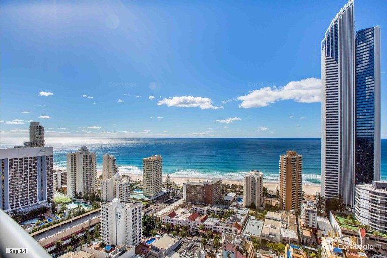 OpenAgent - 1305/23 Ferny Avenue, Surfers Paradise QLD 4217