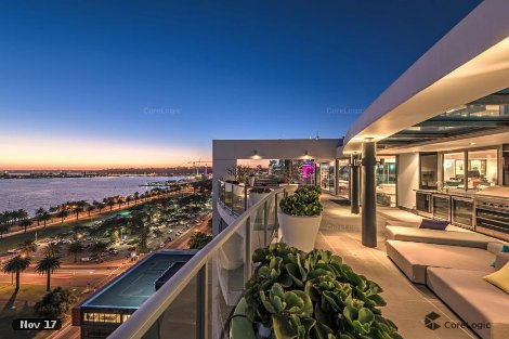 2801 237 adelaide terrace perth wa 6000 sold prices and