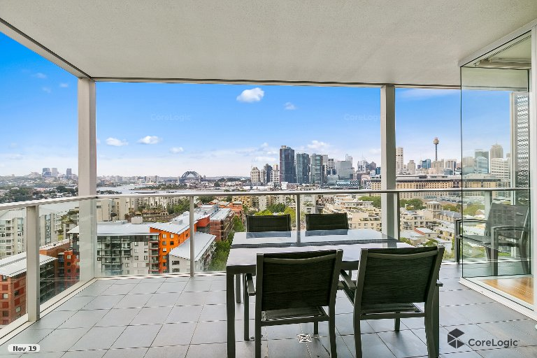 OpenAgent - 1401/45 Bowman Street, Pyrmont NSW 2009