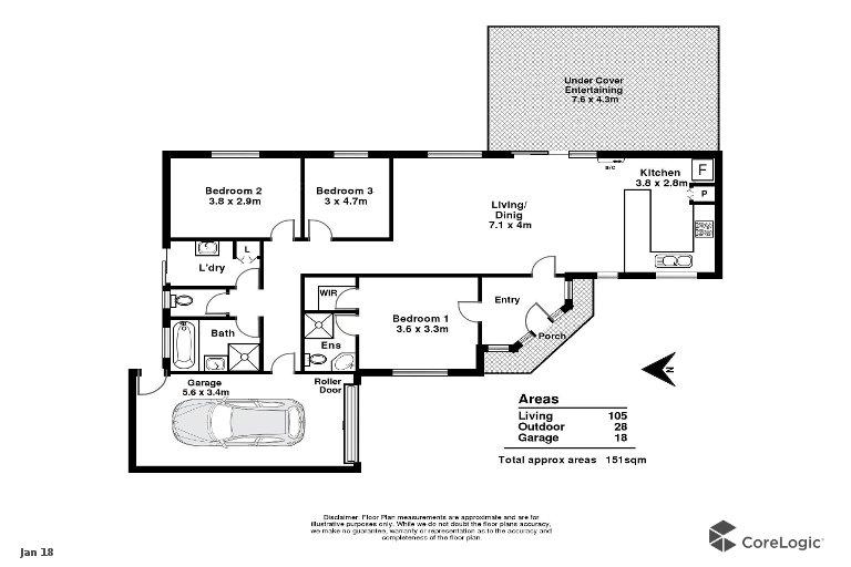 OpenAgent - 31A Bransby Avenue, North Plympton SA 5037