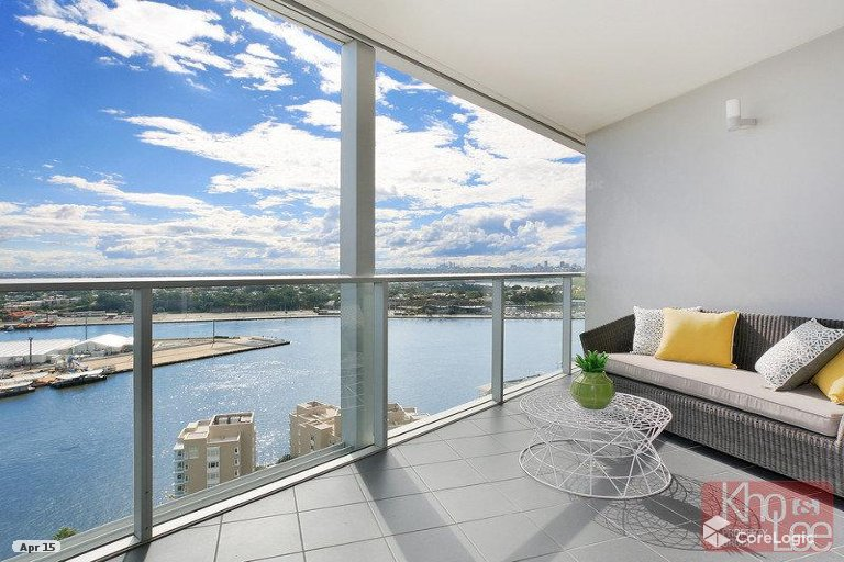 OpenAgent - 1905/45 Bowman Street, Pyrmont NSW 2009