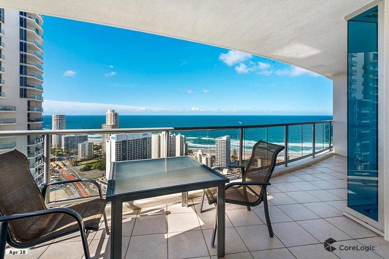 OpenAgent - 3352/23 Ferny Avenue, Surfers Paradise QLD 4217