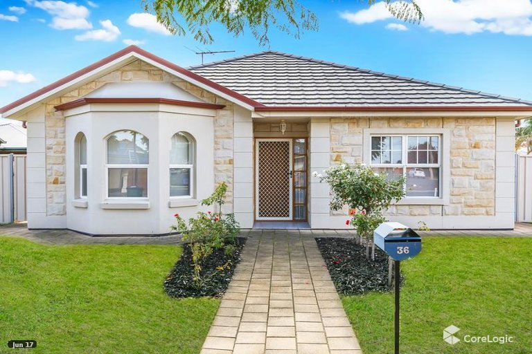 OpenAgent - 36 Mooringe Avenue, North Plympton SA 5037