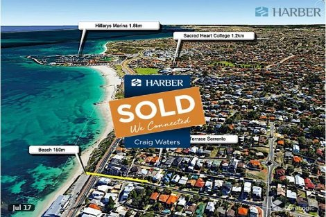 2 marine terrace sorrento wa 6020 sold prices and statistics for 5 marine terrace