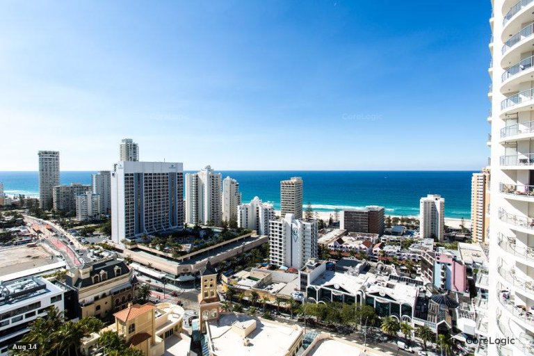 OpenAgent - 3234/23 Ferny Avenue, Surfers Paradise QLD 4217