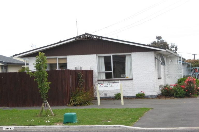Property photo for 4/25 Barrie Street, Addington, Christchurch, 8024