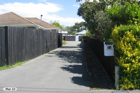 Photo of property in 7A Jocelyn Street Casebrook Christchurch City