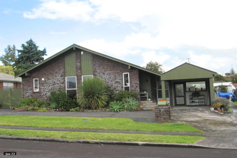 Property photo for 7A Benygloe Place, Highland Park, Auckland, 2010