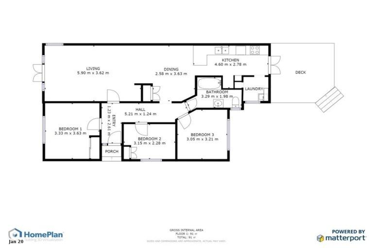 Property photo for 237 The Esplanade, Petone, Lower Hutt, 5012