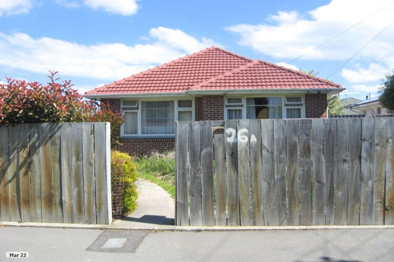 Property photo for 26A Jocelyn Street, Casebrook, Christchurch, 8051