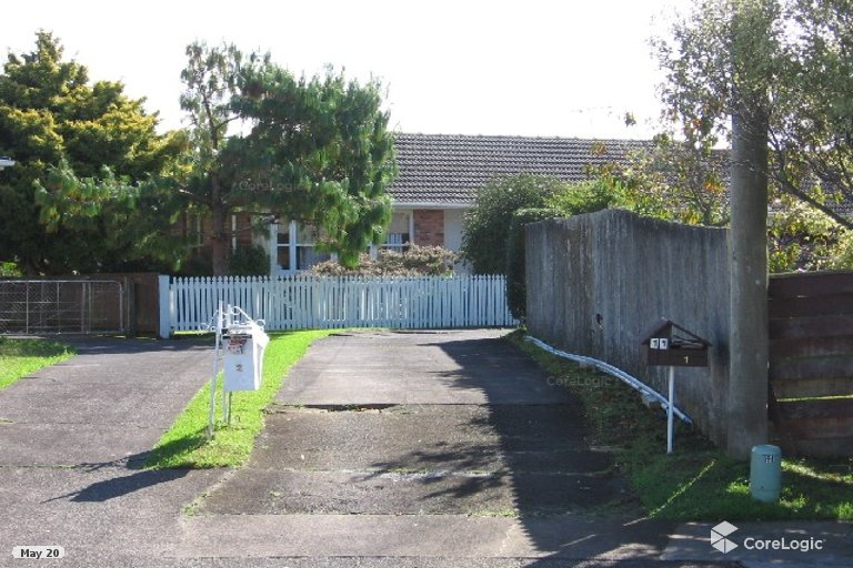 Property photo for 2/11 Anthony Place, Pakuranga, Auckland, 2010