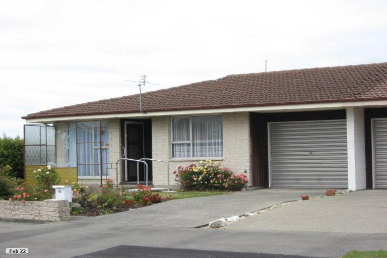 Property photo for 2/47 Arran Crescent, Woolston, Christchurch, 8062