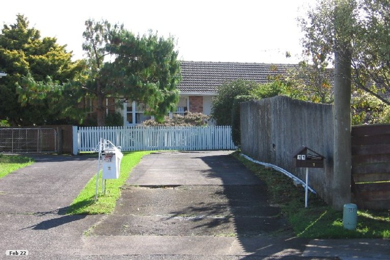 Property photo for 3/11 Anthony Place, Pakuranga, Auckland, 2010