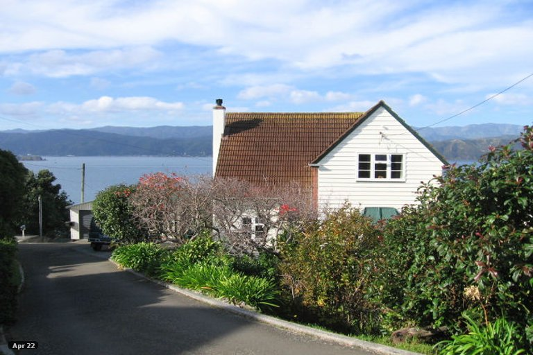 Property photo for 2 Fortification Road, Karaka Bays, Wellington, 6022