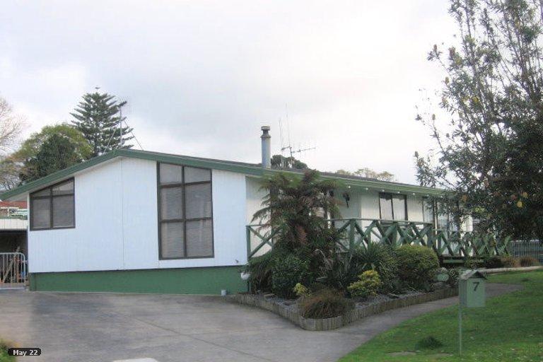 Photo of property in 7 Knox Place, Greerton, Tauranga, 3112