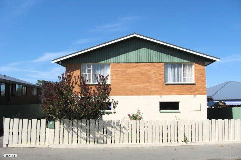 Photo of property in 6 Miro Street, Glenwood, Timaru, 7910