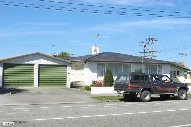 Photo of property in 1 Mountain View Road, Glenwood, Timaru, 7910