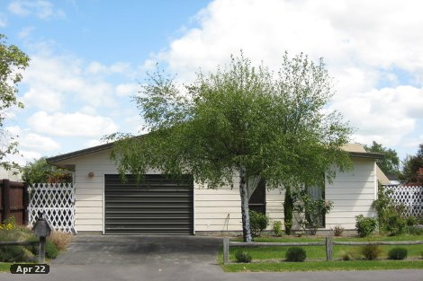 Photo of property in 5 Bush Street Rangiora Waimakariri District