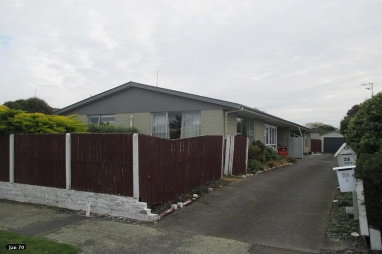 Property photo for 1/21 Staffa Street, Woolston, Christchurch, 8062