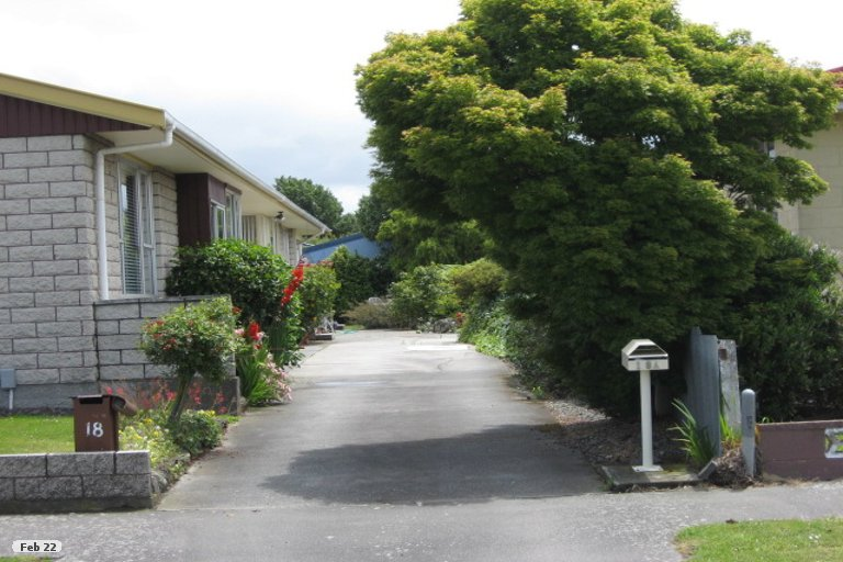 Property photo for 2/18 Arran Crescent, Woolston, Christchurch, 8062