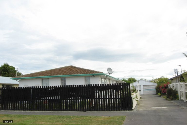 Property photo for 2/28 Cob Crescent, Woolston, Christchurch, 8062