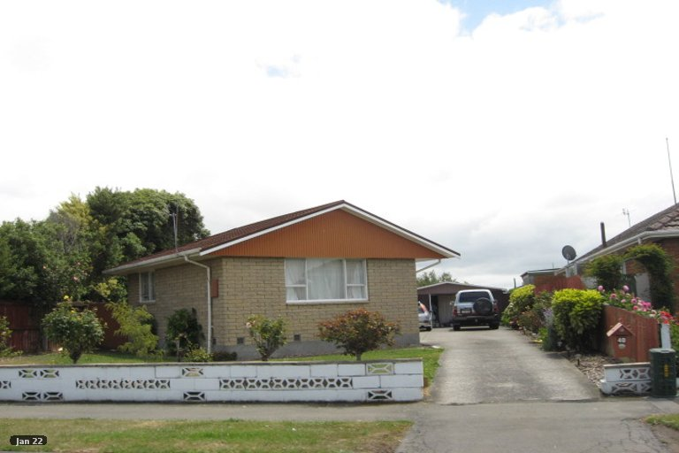 Property photo for 40 Arran Crescent, Woolston, Christchurch, 8062