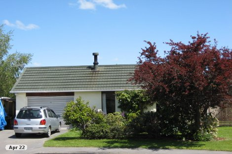 Photo of property in 12 Luxton Place Rangiora Waimakariri District