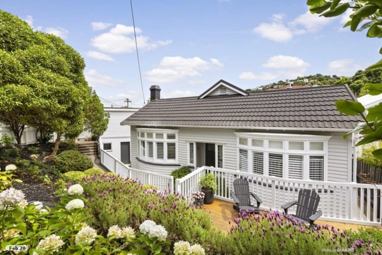 Property photo for 20 Waipapa Road, Hataitai, Wellington, 6021