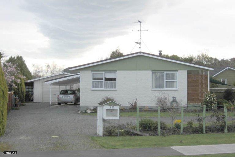Property photo for 22 Jellicoe Street, Greytown, 5712