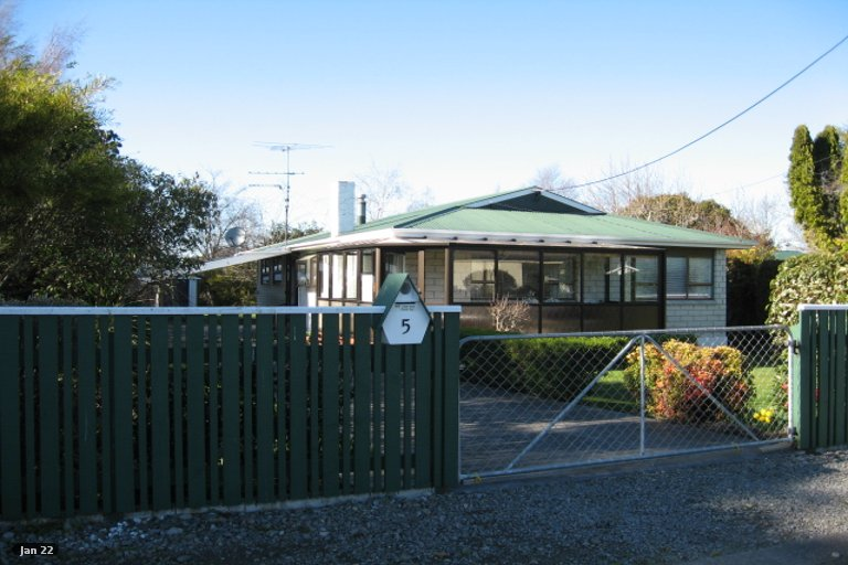 Property photo for 5 Mole Street, Greytown, 5712
