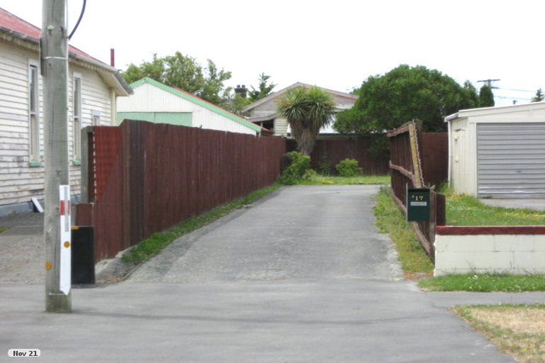Property photo for 2/17 Wildberry Street, Woolston, Christchurch, 8023