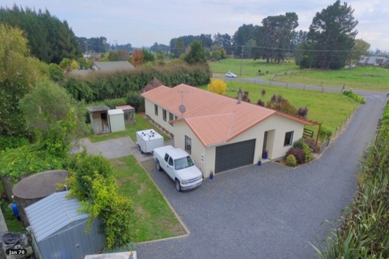Photo of property in 250 Foxton Shannon Road, Foxton, 4893