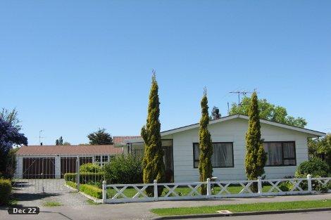 Photo of property in 4 Martyn Street Rangiora Waimakariri District