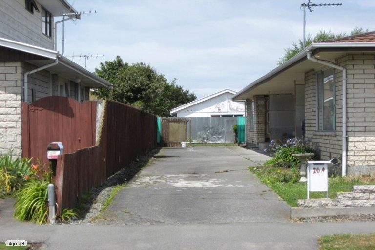 Property photo for 2/26 Staffa Street, Woolston, Christchurch, 8062