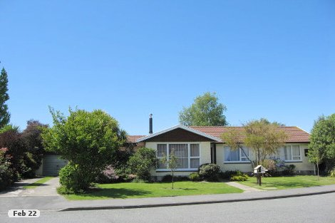 Photo of property in 7 Luxton Place Rangiora Waimakariri District