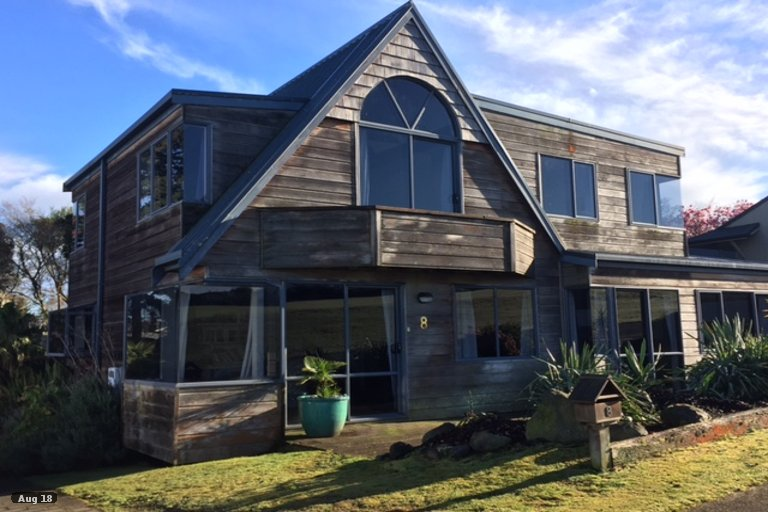 Photo of property in 8 Taharepa Road, Hilltop, Taupo, 3330