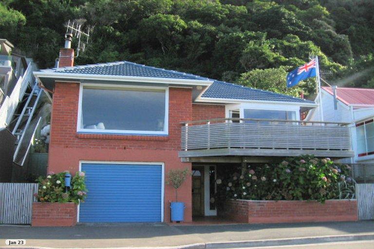 Property photo for 283 Karaka Bay Road, Karaka Bays, Wellington, 6022