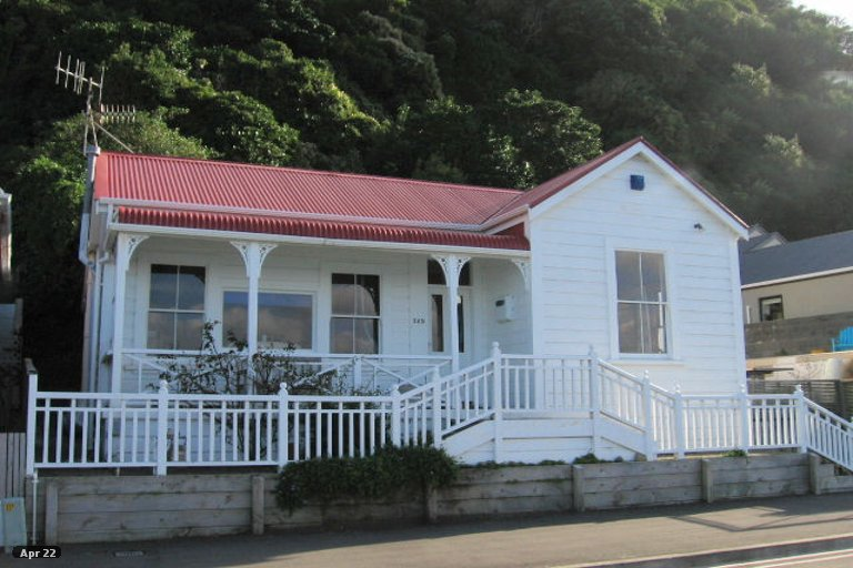 Property photo for 285 Karaka Bay Road, Karaka Bays, Wellington, 6022