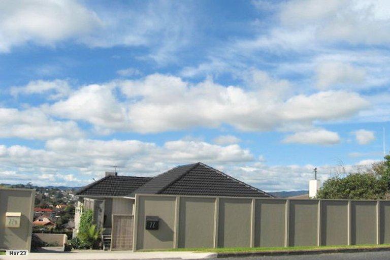 Property photo for 72A Bradbury Road, Botany Downs, Auckland, 2010