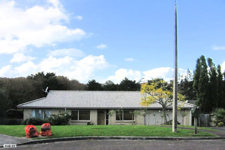 Photo of property in 8 Notre Dame Way, Albany, Auckland, 0632