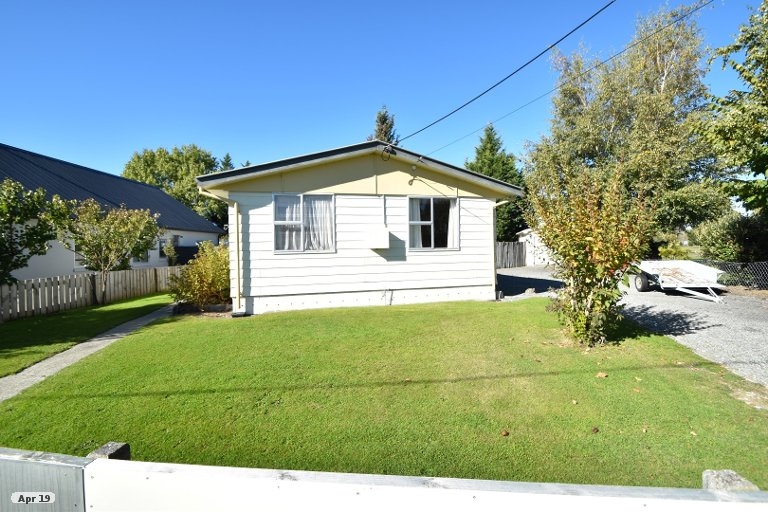 Property photo for 58 Omahau Crescent, Twizel, 7901
