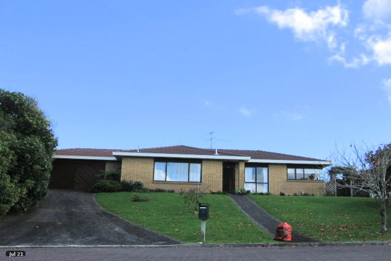 Photo of property in 11 Notre Dame Way, Albany, Auckland, 0632