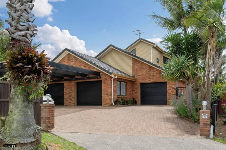 Property photo for 33 Booralee Avenue, Botany Downs, Auckland, 2010