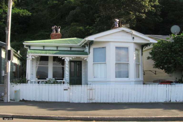 Property photo for 303 Karaka Bay Road, Karaka Bays, Wellington, 6022