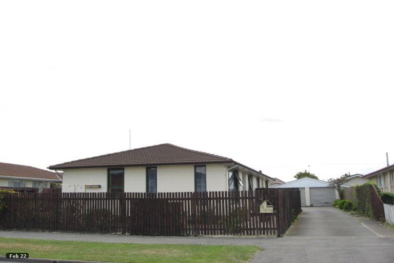 Property photo for 1/5 Shetland Street, Woolston, Christchurch, 8062