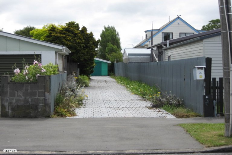 Property photo for 85 Smith Street, Woolston, Christchurch, 8062